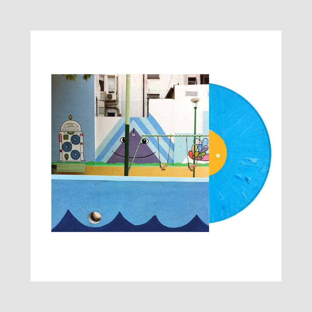 The Sea And Cake - 'Runner' [(Blue) Vinyl LP]