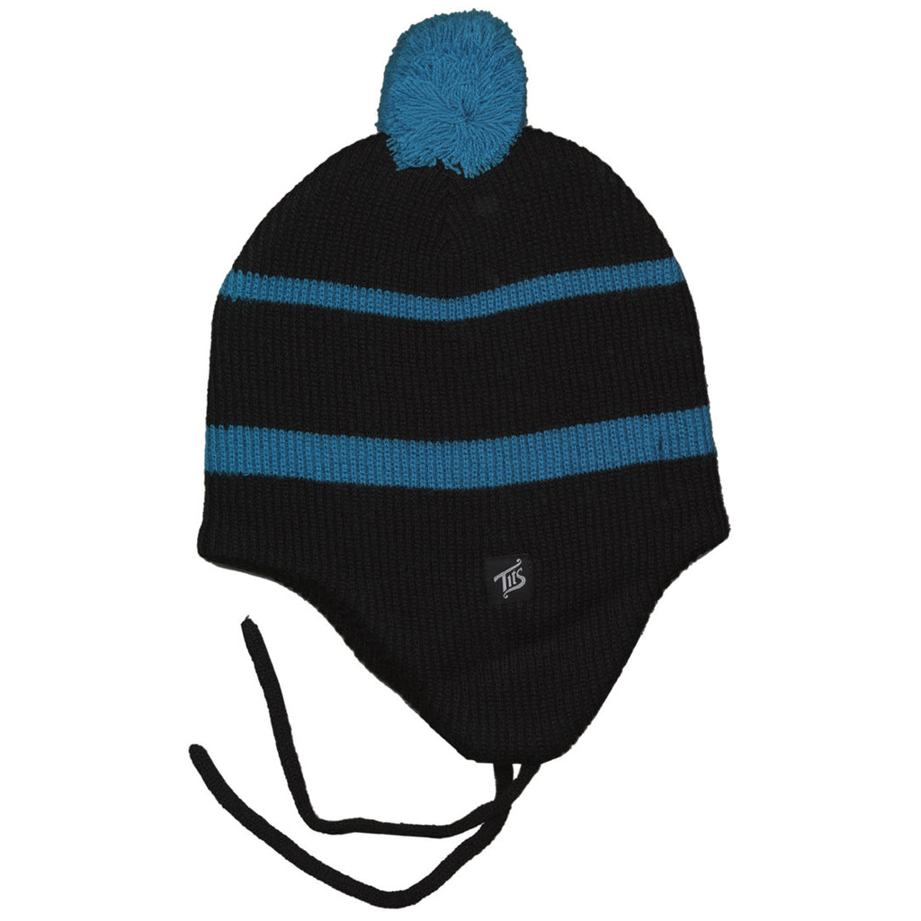 <!--020120117040652-->T.I.T.S. - 'Strings Attached' [(Black) Winter Beanie Hat]