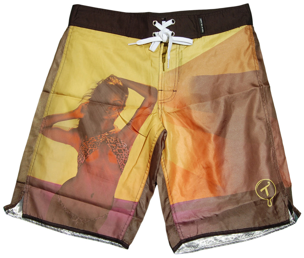 T.I.T.S. - 'Sun Ray' [(Multi-Color) Shorts]