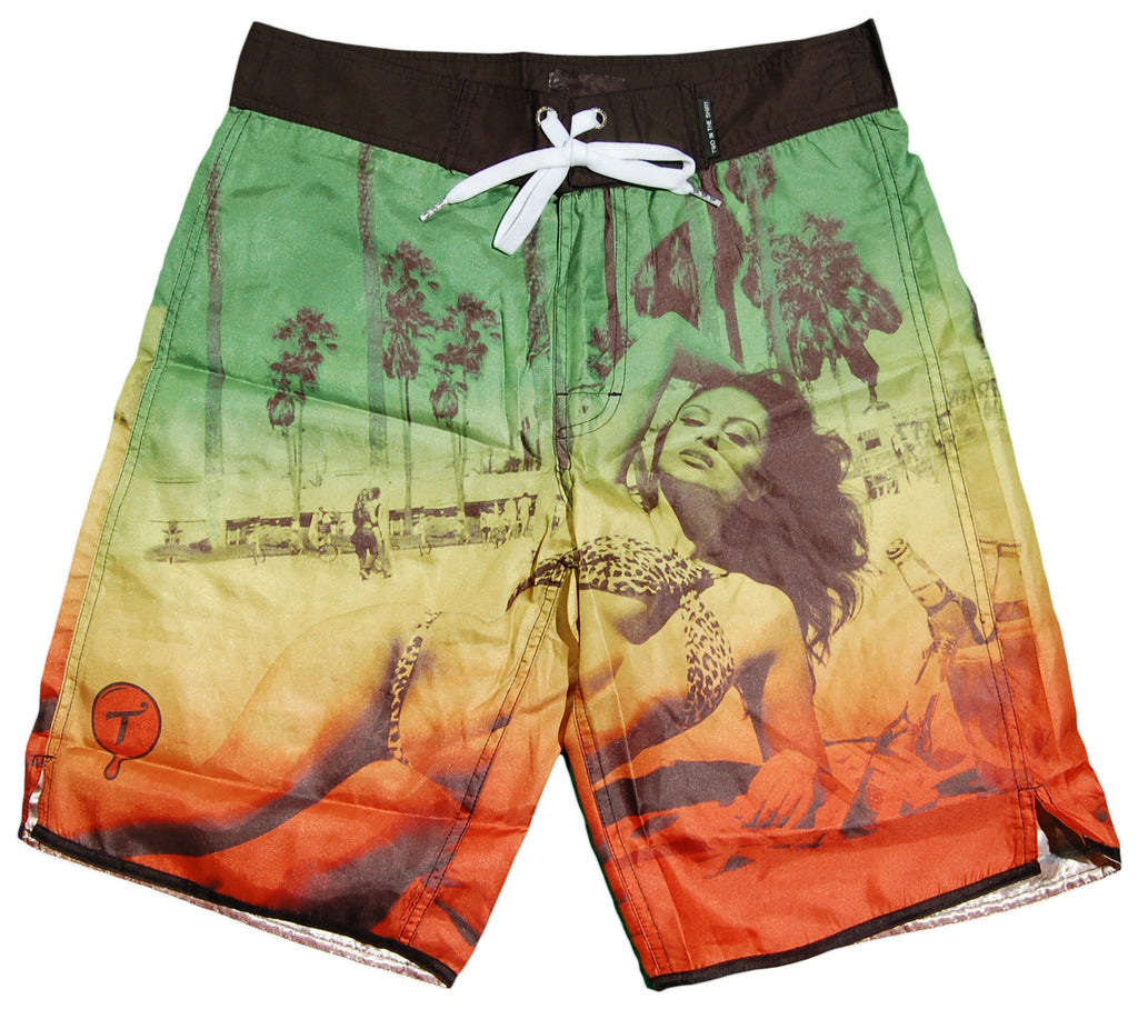 <!--2012072402-->T.I.T.S. - 'Jamaica' [(Multi-Color) Shorts]