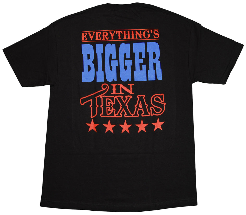 <!--2012022808-->T.I.T.S. x Alexis Texas - 'Everything's Bigger In Texas' [(Black) T-Shirt]