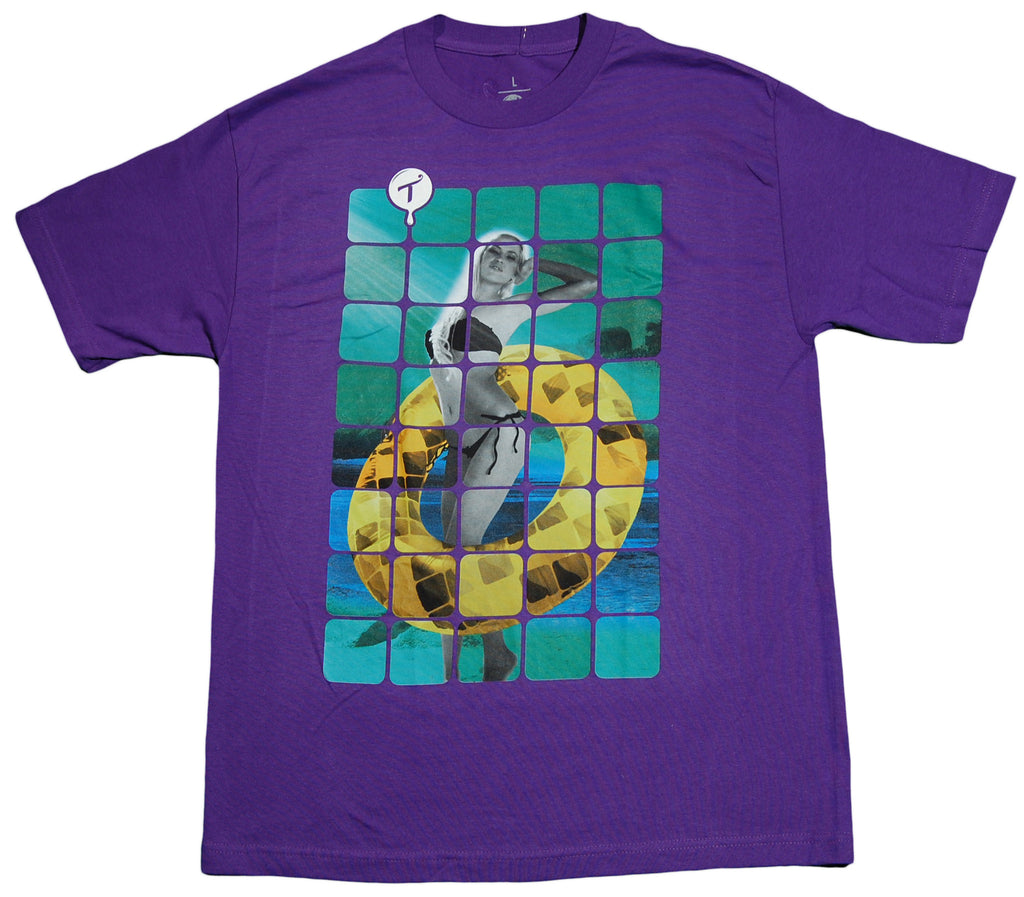 <!--2012052942-->T.I.T.S. - 'Sun Donut' [(Purple) T-Shirt]