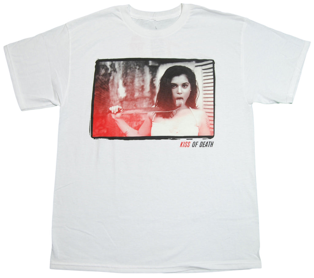 <!--2013021922-->T.I.T.S. x Estevan Oriol - 'Kiss Of Death' [(White) T-Shirt]