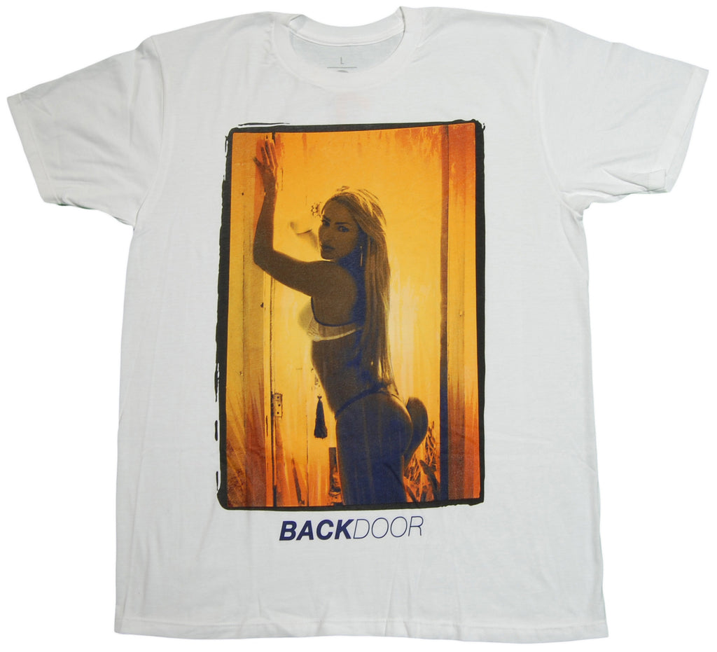 T.I.T.S. x Estevan Oriol - 'Back Door' [(White) T-Shirt]