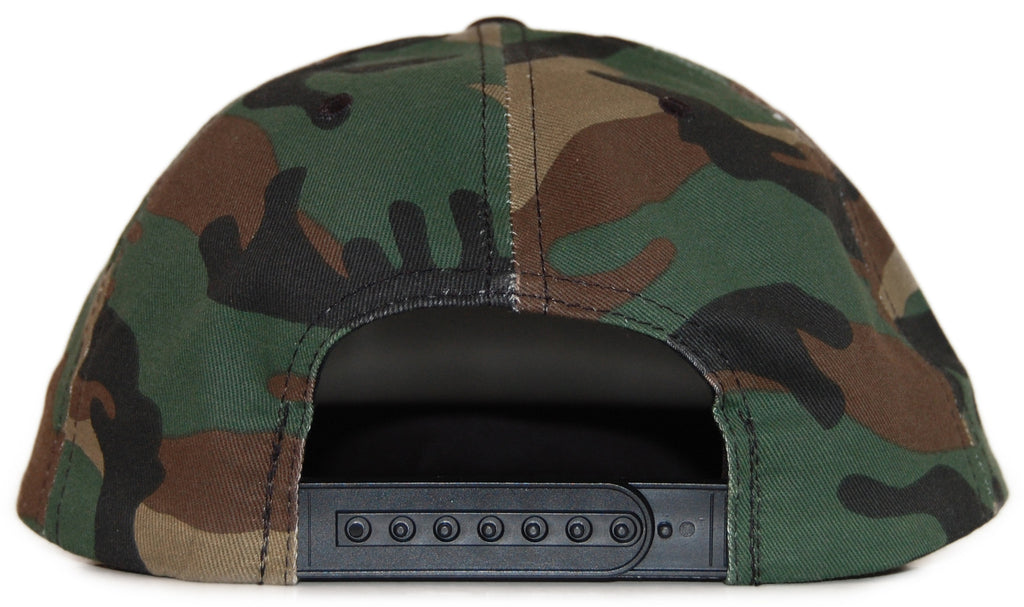<!--020120320042627-->T.I.T.S. - 'The Classic Snap' [(Camo Pattern) Snap Back Hat]