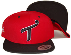 <!--020130115053307-->T.I.T.S. - 'Letterman T' [(Red) Snap Back Hat]
