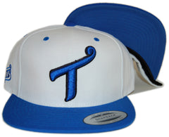 <!--020130115053306-->T.I.T.S. - 'Letterman T' [(White) Snap Back Hat]