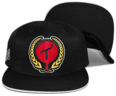 <!--020130219053906-->T.I.T.S. - 'Victory' [(Black) Snap Back Hat]