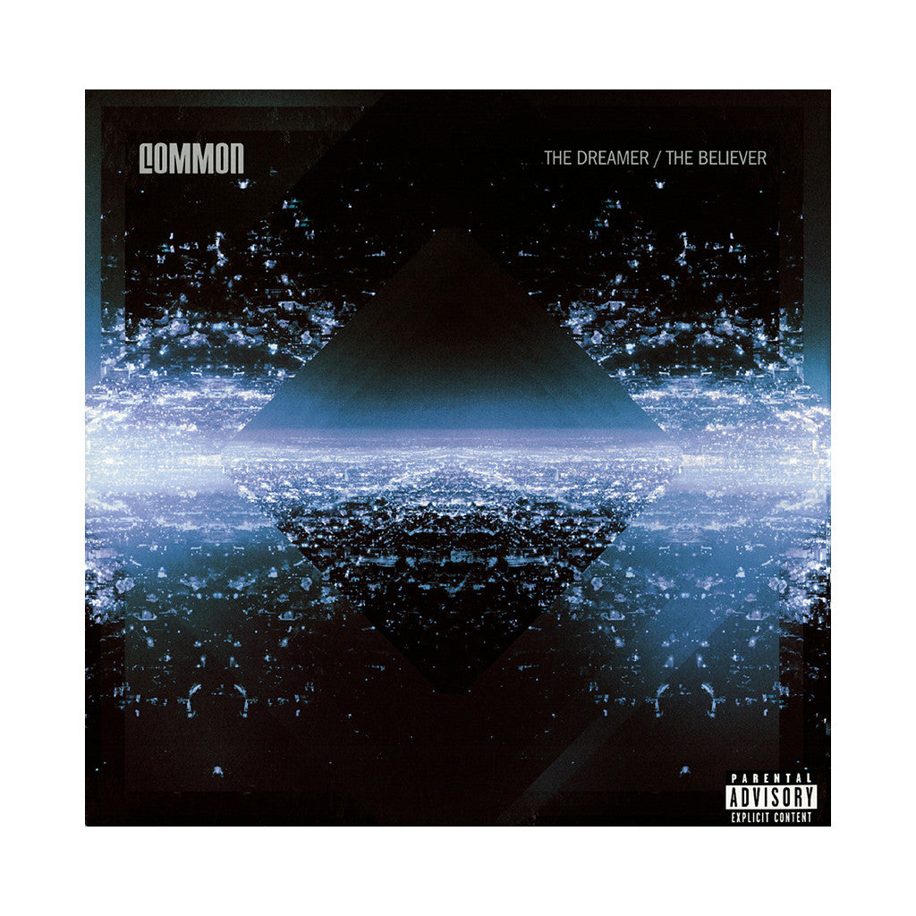 <!--020120421043354-->Common w/ No I.D. - 'The Dreamer/ The Believer' [(Black) Vinyl LP]