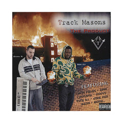 Track Masons - 'The Product' [CD]