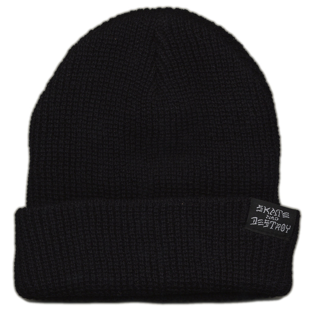 <!--020121002049813-->Thrasher Magazine - 'Skate Goat Beanie' [(Black) Winter Beanie Hat]