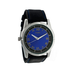 <!--020120619046317-->FLuD Watches - 'The Moment - Blue/ Silver' [(Silver) Watch]