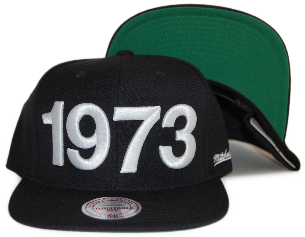 <!--020120403043618-->Originators - '1973 - Birth Of Hip Hop (MITCHELL & NESS)' [(Black) Snap Back Hat]