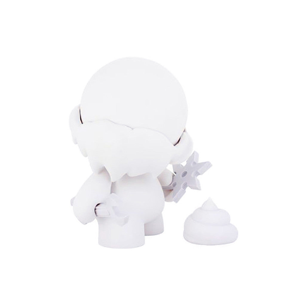 <!--020080819014685-->MUNNY - 'Series 4 (D.I.Y.)' [(White) Toy [Blank Do-It-Yourself]]