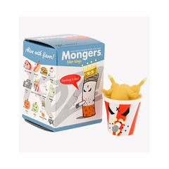 <!--020091027018874-->Mongers Filter Kings - 'Series 3' [Toy [Blind Assortment]]