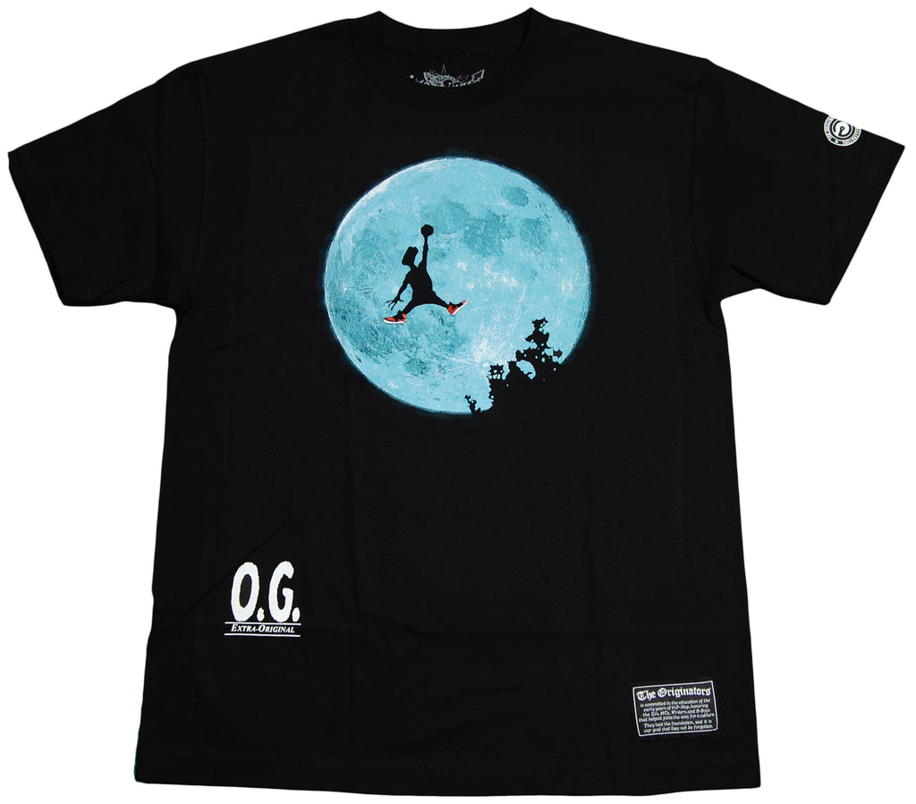 <!--2011051057-->Originators - 'E.T.' [(Black) T-Shirt]