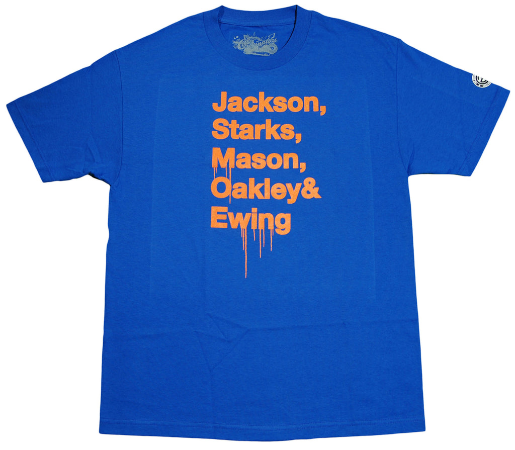 <!--2012040314-->Originators - 'Knicks '90s Shoutout' [(Blue) T-Shirt]