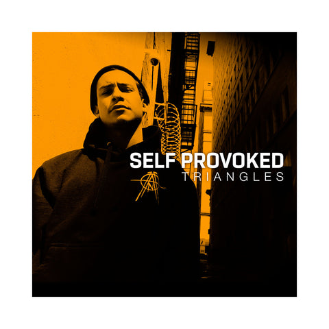 Self Provoked - 'Triangles' [(Black) Vinyl LP]