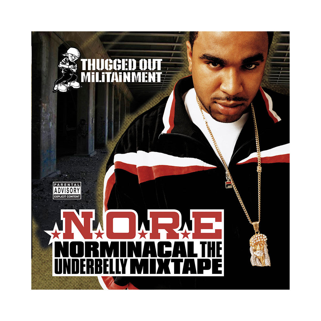 <!--020061121007226-->N.O.R.E. - 'Norminacal The Underbelly' [CD]