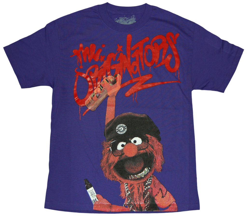 Originators - 'Muppet Animal' [(Purple) T-Shirt]