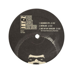 <!--020040608011720-->Pete Rock (Remixing: Jay-Z) - 'The Black Album (Pete Rock Remixes)' [(Black) Vinyl EP]