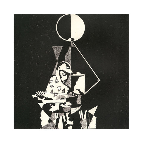 King Krule - '6 Feet Beneath The Moon' [CD]