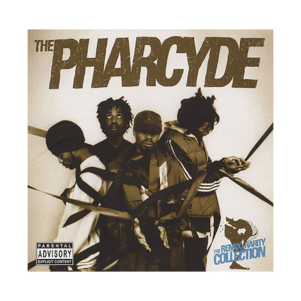 The Pharcyde - 'Sold My Soul: The Remix & Rarity Collection' [(Black) Vinyl [3LP]]