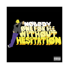 <!--120100622021576-->Nobody - 'One For All Without Hesitation' [(Black) Vinyl LP]