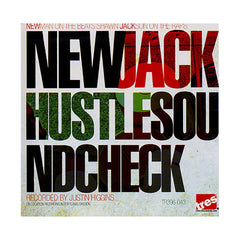 <!--120081021015024-->New Jack Hu$tle - 'Sound Check' [CD]