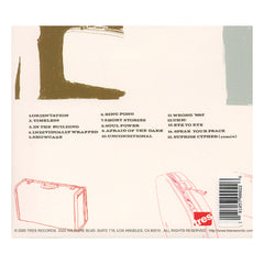 Lightheaded - 'Wrong Way' [CD]