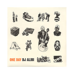 DJ Alibi - 'One Day' [(Black) Vinyl [2LP]]