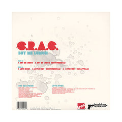 "<!--2008062455-->C.R.A.C. - 'Buy Me Lunch/ Love Don't' [(Black) 12"" Vinyl Single]"