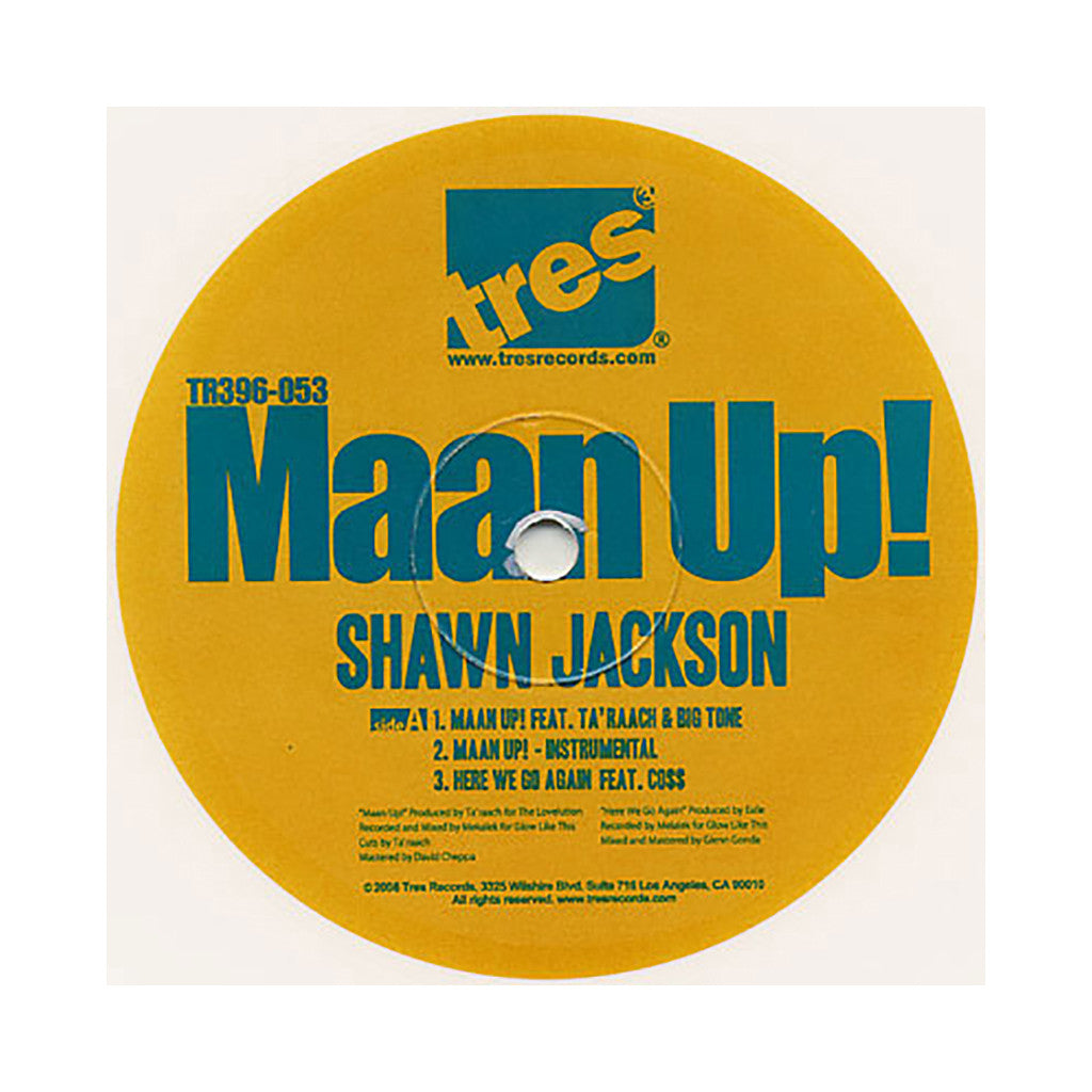 <!--2009012611-->Shawn Jackson - 'Here We Go Again ' [Streaming Audio]