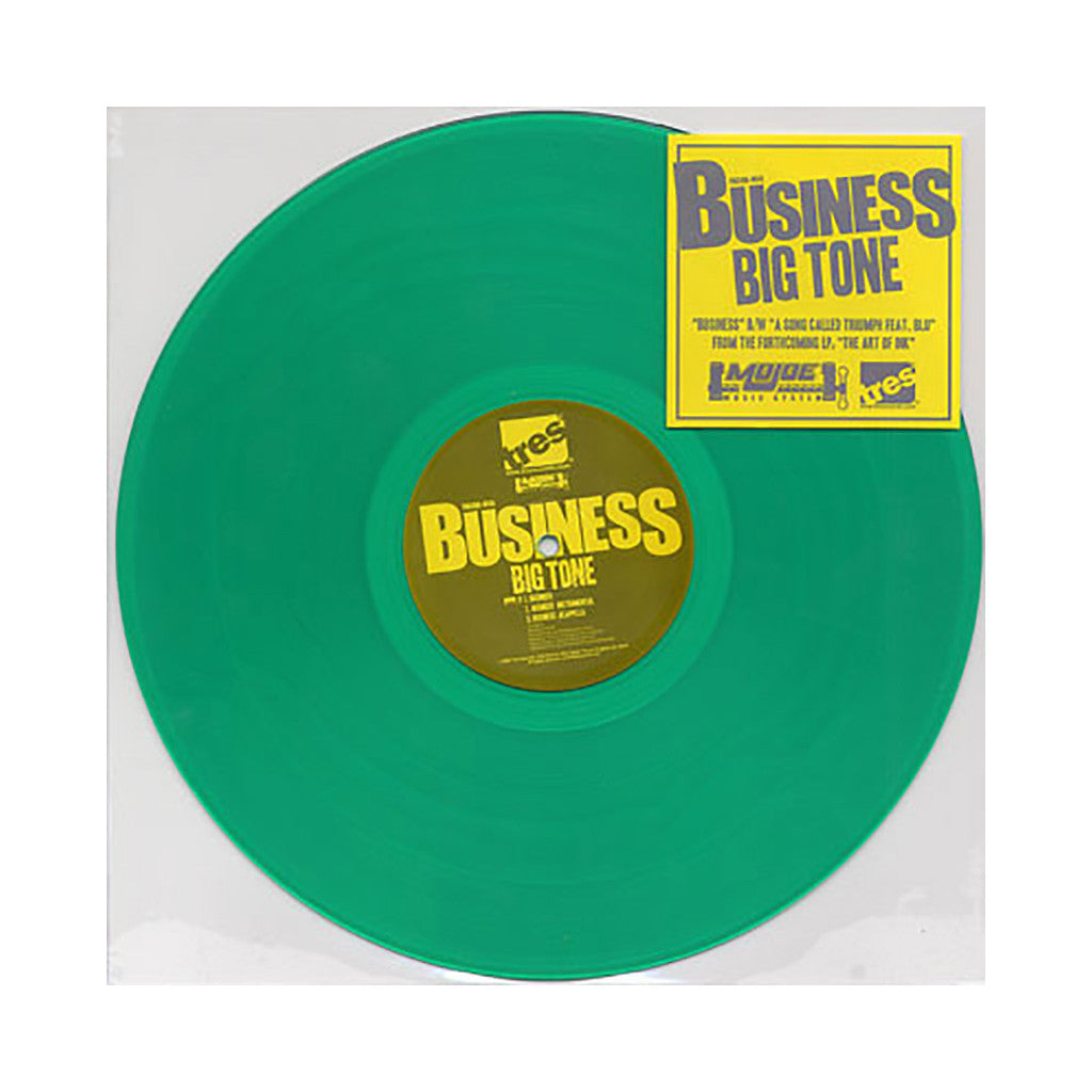 <!--2009031221-->Big Tone - 'Business (INSTRUMENTAL)' [Streaming Audio]