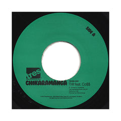"<!--120100608021721-->Chikaramanga - 'Trill' [(Black) 7"""" Vinyl Single]"