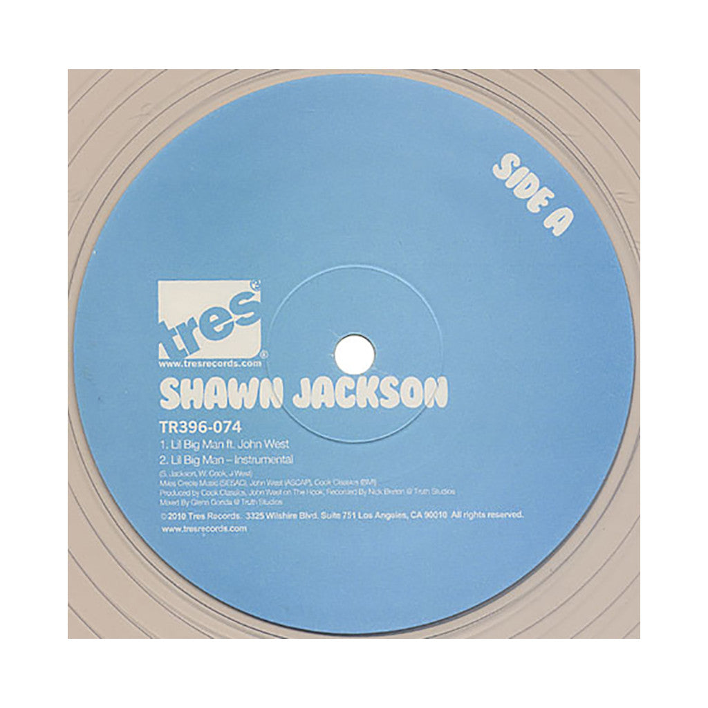 <!--2010090347-->Shawn Jackson - 'Lil Big Man (INSTRUMENTAL)' [Streaming Audio]