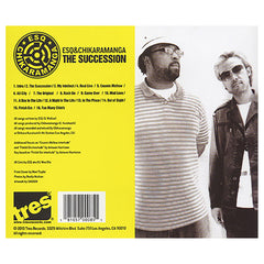 E.S.Q. & Chikaramanga - 'The Succession' [CD]