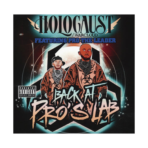 Holocaust - 'Back At Pro's Lab' [CD]