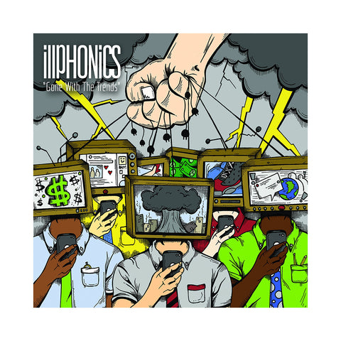 iLLPHONiCS - 'Gone With The Trends' [CD]