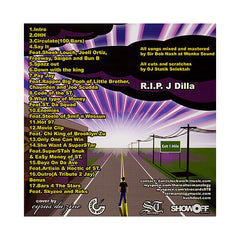 <!--020090120015805-->Termanology - 'If Heaven Was A Mile Away: A Tribute To J. Dilla' [CD]
