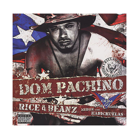 Dom Pachino - 'Rice & Beanz' [CD]