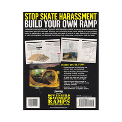 <!--020080108020811-->Thrasher Magazine - 'How To Build Skateboard Ramps (Revised Edition)' [Book]