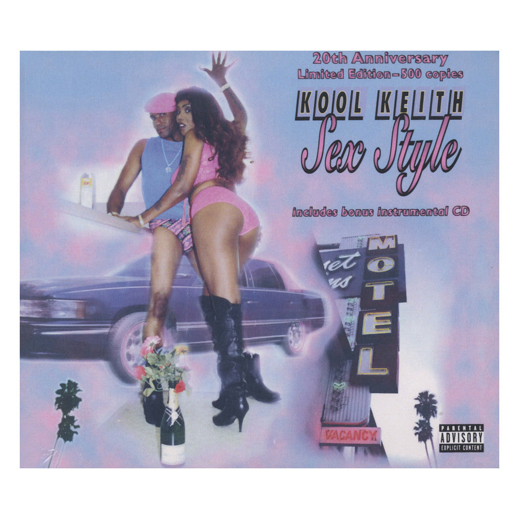 Kool Keith - 'Sex Style: 20th Anniversary Edition' [CD [2CD]]