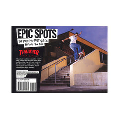 <!--020080415013503-->Thrasher Magazine - 'Epic Spots: The Places You Must Skate Before You Die' [Book]