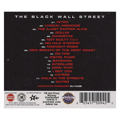 <!--120080722014225-->Black Wall Street - 'Welcome To Wall Street: Let The Hazing Begin' [CD]