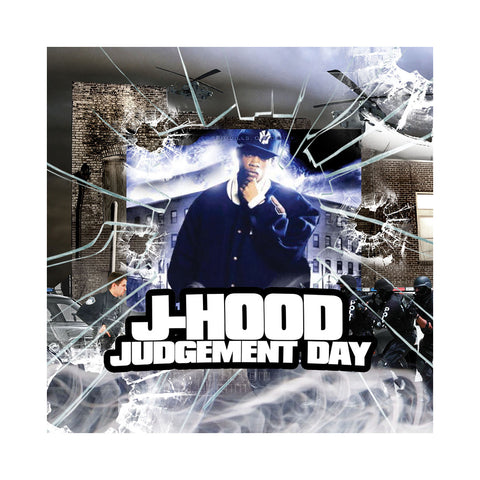J-Hood - 'Judgement Day' [CD]