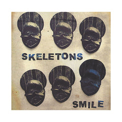 <!--2010032352-->Skeletons - 'Smile' [CD]