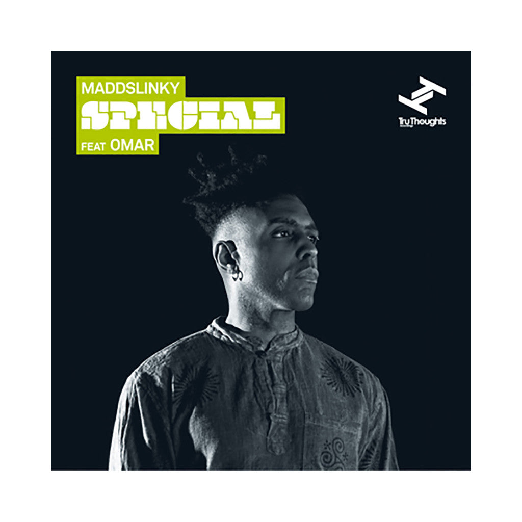 "Maddslinky - 'Special/ Special (Remixes)/ Dub Is For Real' [(Black) 12"" Vinyl Single]"