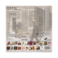 Various Artists (Compiled By: Robert Luis) - 'Shapes 10:02' [(Black) Vinyl [2LP]]