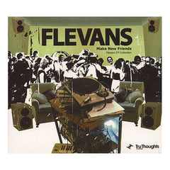 Flevans - 'Make New Friends' [CD]
